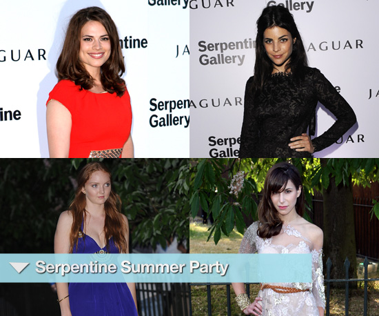 Photos of Celebrities at the 2010 Serpentine Summer Party 2010-07-09 02:33:51