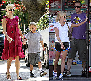Pictures of Reese Witherspoon With Deacon and Jim Toth