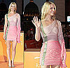 Pictures of Claire Danes in Valentino