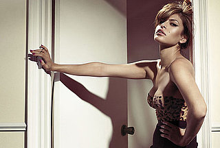 Eva Mendes Talks About Girlfriends in August 2010 Allure