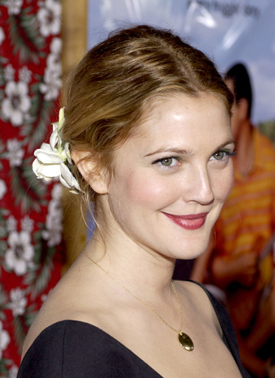 February 2004: Premiere of 50 First Dates in Westwood