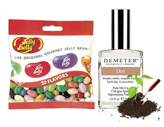 Jelly Belly Flavor or Unconventional Fragrance?
