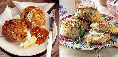 Sweet and Savory Recipes For Scones