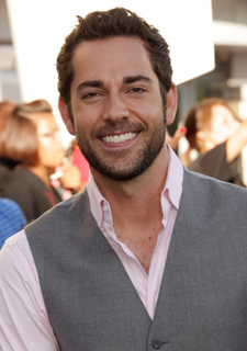 Chuck Star Zachary Levi Rumored to Be Auditioning For Role of Superman
