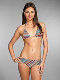 Quiksilver Palm Oasis Triangle Two Piece Bikini ($53, originally $88)