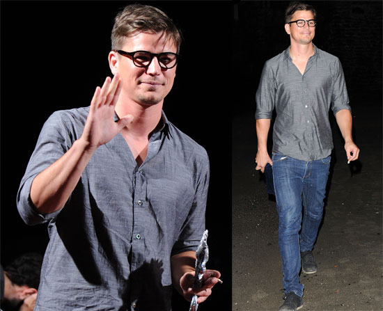 Josh Hartnett at the Ischia Film Festival Ahead of His 32nd Birthday