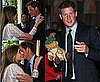 Pictures of Prince Harry Kissing Fearne Cotton On The Cheek At Friends of the Forces  Awards