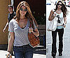 Pictures of Ashley Greene From Eclipse Out In LA With An Admirer Staring After Her