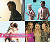 Pictures of Brad Pitt Without Beard, Jessica Simpson, Lauren Conrad, Carrie Underwood