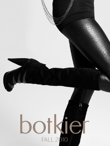 Botkier Footwear, Fall 2010