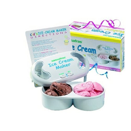 Sassafras Ice Cream Maker Kit