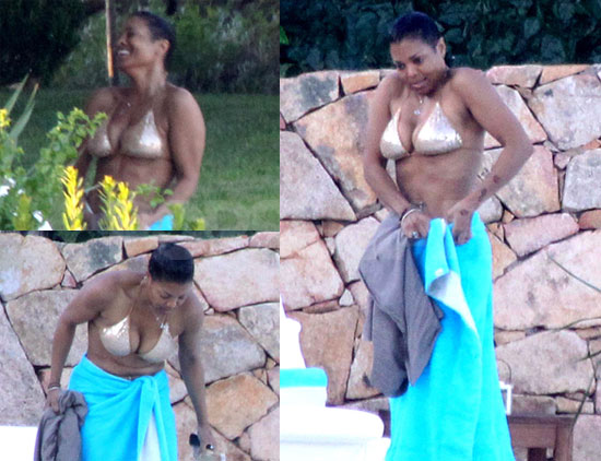 Pictures of Janet Jackson Bikini