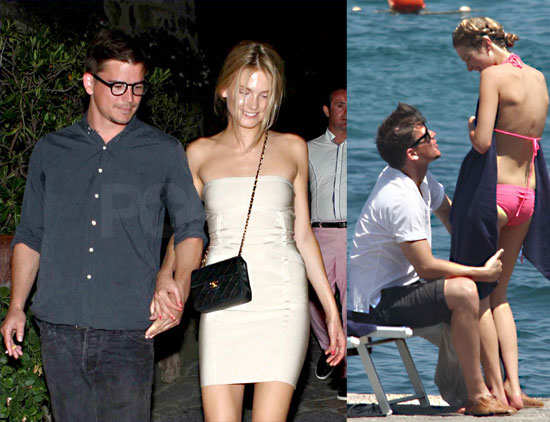 Pictures of Josh Hartnett and Sophia Lie