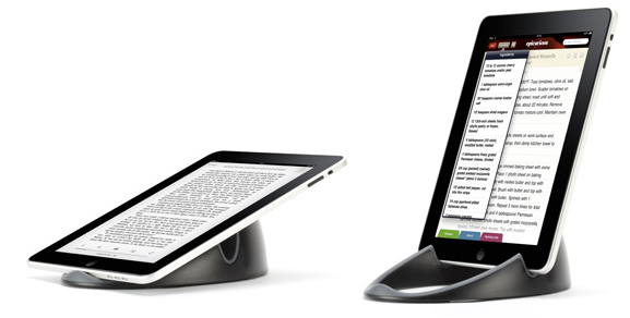 Photos of the Loop iPad Stand