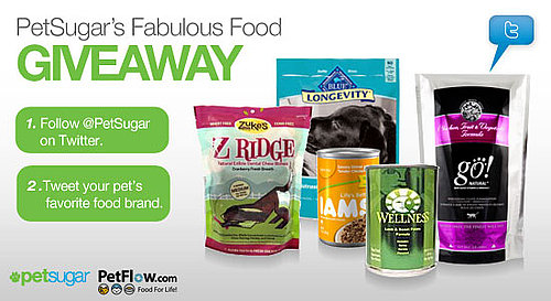 PetFlow Food Giveaway