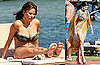 Pictures of Sofia Vergara Wearing a Bikini in Italy
