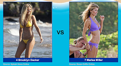 Our 2010 Bikini Body Contest Is Down to the Elite Eight!
