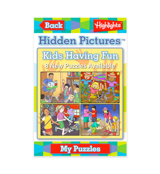 Highlights Hidden Pictures ($2)