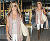 Pictures of Jennifer Aniston at LAX Leaving to Promote Lolavie Perfume in London