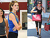 Pictures of Twilight's Ashley Greene After a Workout in LA
