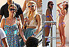 Pictures of Paris and Nicky Hilton Vacationing Off the Coast of Monaco