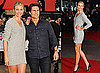 Tom Cruise and Cameron Diaz Promoting Knight and Day in London