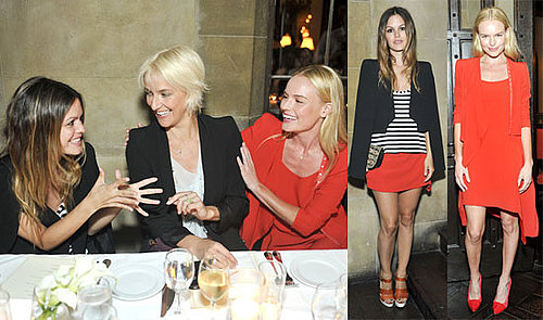Pictures of Kate Bosworth and Rachel Bilson at a Vanessa Bruno Dinner