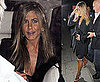 Pictures of Jennifer Aniston Out For Dinner In London After Perfume Launch