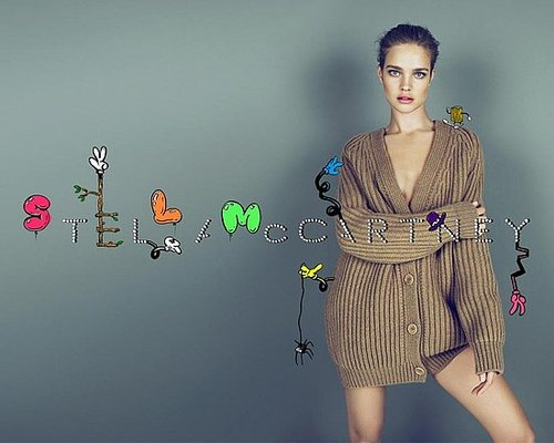 Stella McCartney Still Enamored with Cartoons for Her Fall 2010 Ads