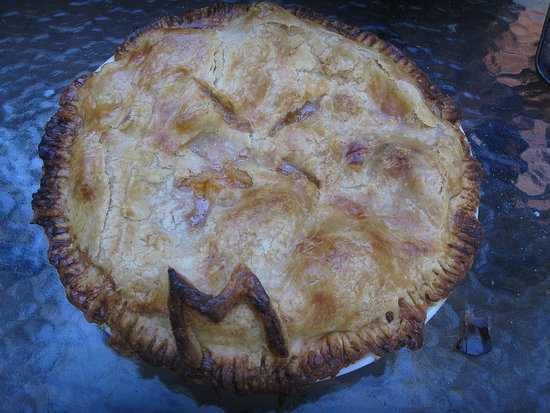 Georgia Peach Pie
