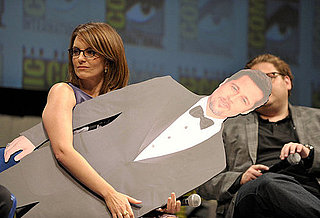 Tina Fey on Megamind Costar Brad Pitt