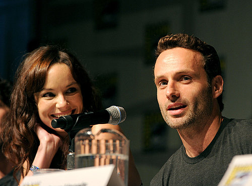 The Walking Dead Panel at 2010 Comic-Con Features Frank Darabont and Star Andrew Lincoln