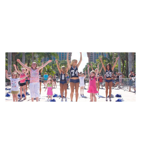 Dallas Cowboy Cheer Camp