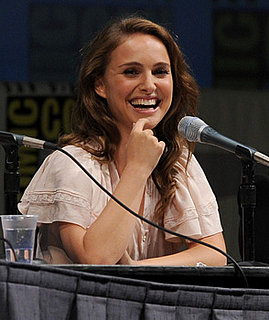 Natalie Portman Interview From Comic-Con