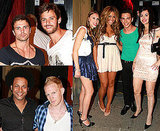 Pictures of Big Brother Ex Housemates Partying in London Inc Rachael White, Sunshine Martin, Rex Newmark, Stuart Pilkington