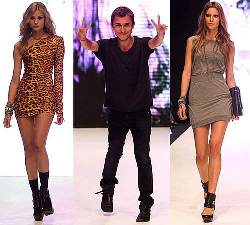 Pictures of Esteban Cortazar Collection at 2010 Colombiamoda