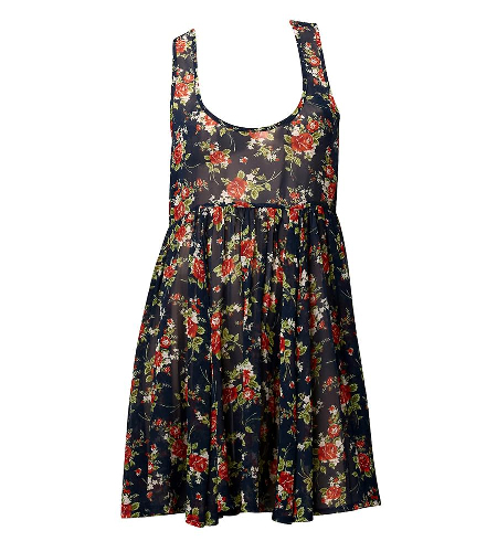 Candice Tunic Dress, $89.95 from Sportsgirl