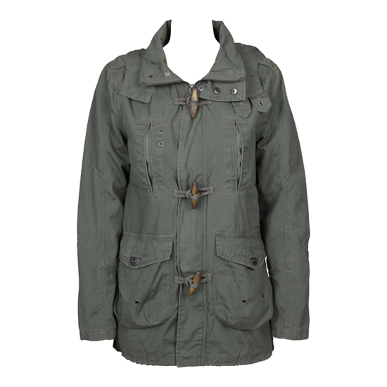 Elliot Parka, $149.95, Subtitled from General Pants