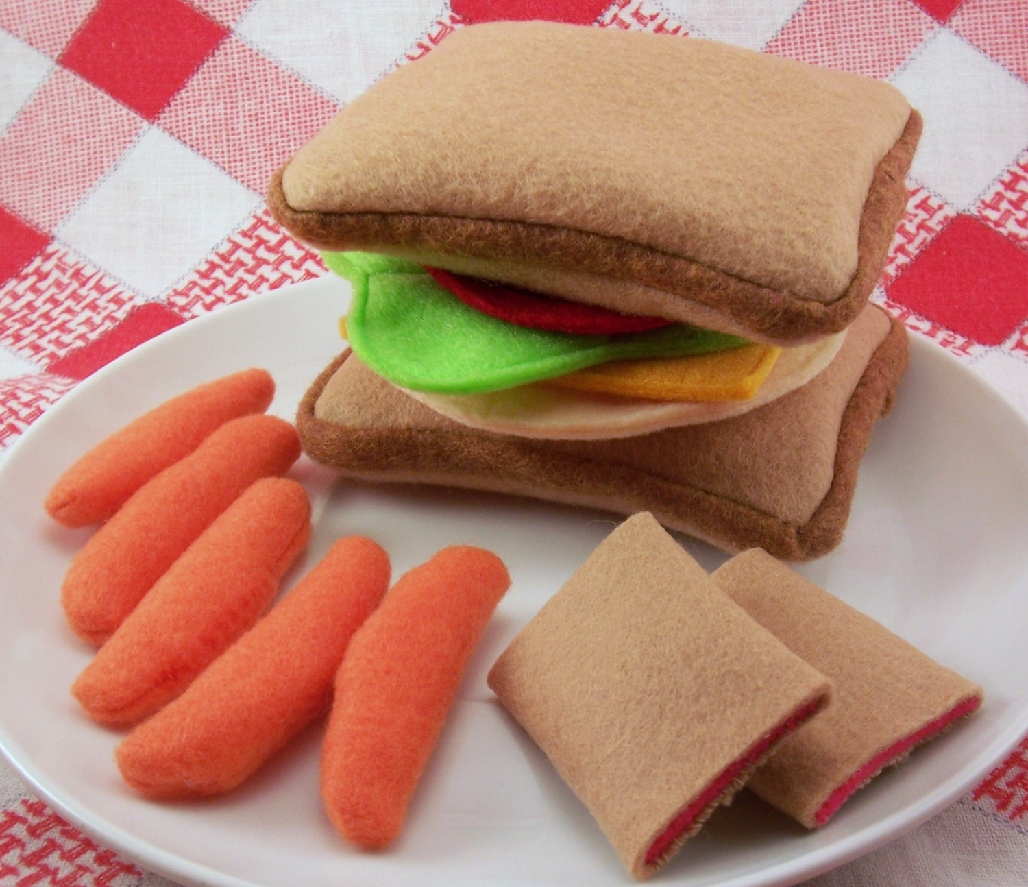 Turkey Sandwich Lunch