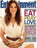 Julia Roberts Covers Entertainment Weekly: I Gained 10 Pounds Filming Eat Pray Love