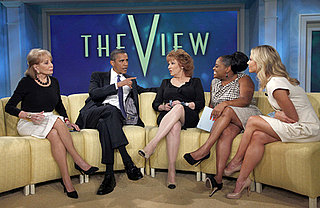 Video of Obama on The View