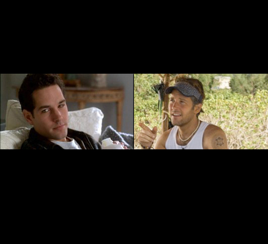 Which Paul Rudd is hotter?
