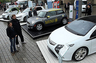 Car That Runs on Compost On Sale in Germany