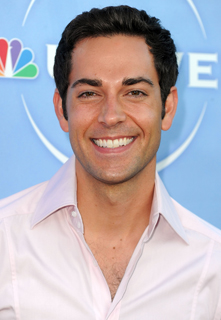 Zachary Levi Interview About Chuck Season 4, Superman, and Linda Hamilton at NBC Summer TCA