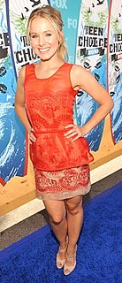 Kristen Bell Wears Stella McCartney to the 2010 Teen Choice Awards