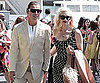 Slide Picture of Gwen Stefani and Gavin Rossdale Leaving a Wedding in LA