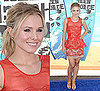 Kristen Bell at 2010 Teen Choice Awards 2010-08-08 17:13:36