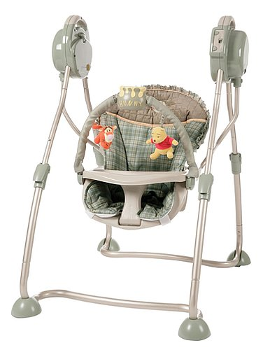 When Is It Time To Retire the Baby Swing?