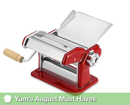 Yum's August Must Haves