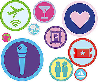 New Mile High Foursquare Badge